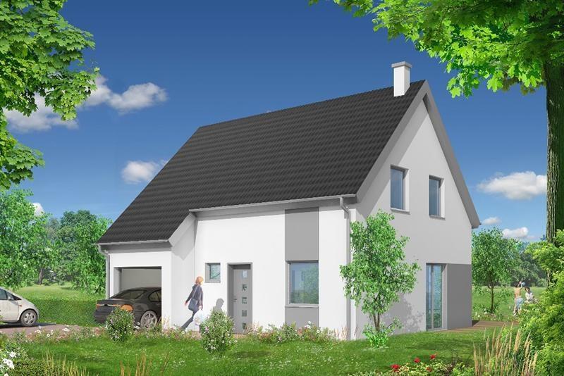 Projet de construction Eckwersheim