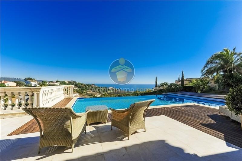 Deluxe sale house / villa Sainte maxime 1895000€ - Picture 4
