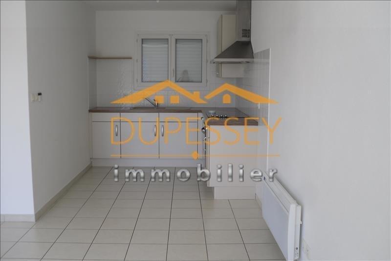 Vente appartement Pont de beauvoisin 145000€ - Photo 3