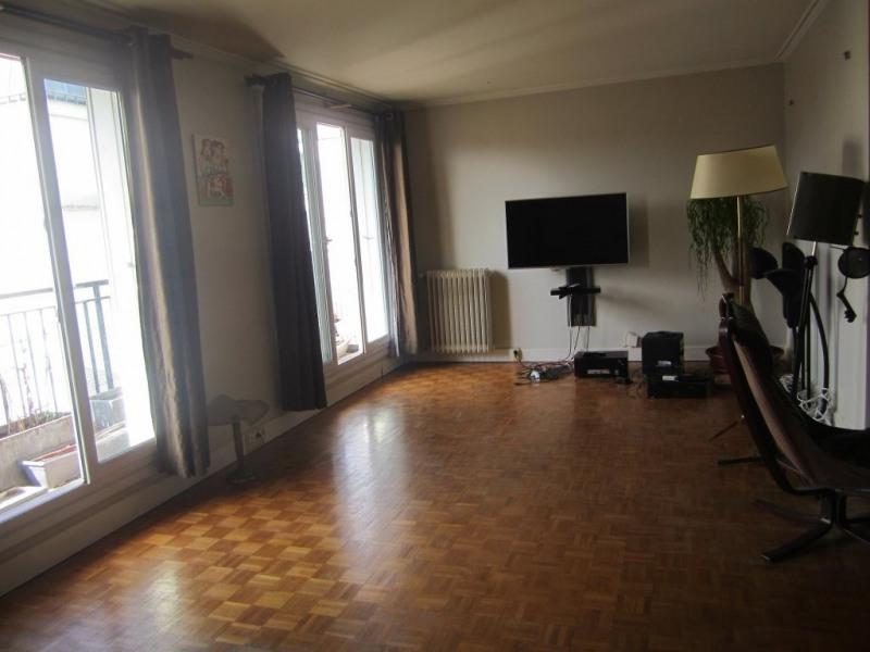 Vente appartement Paris 11ème 759200€ - Photo 2
