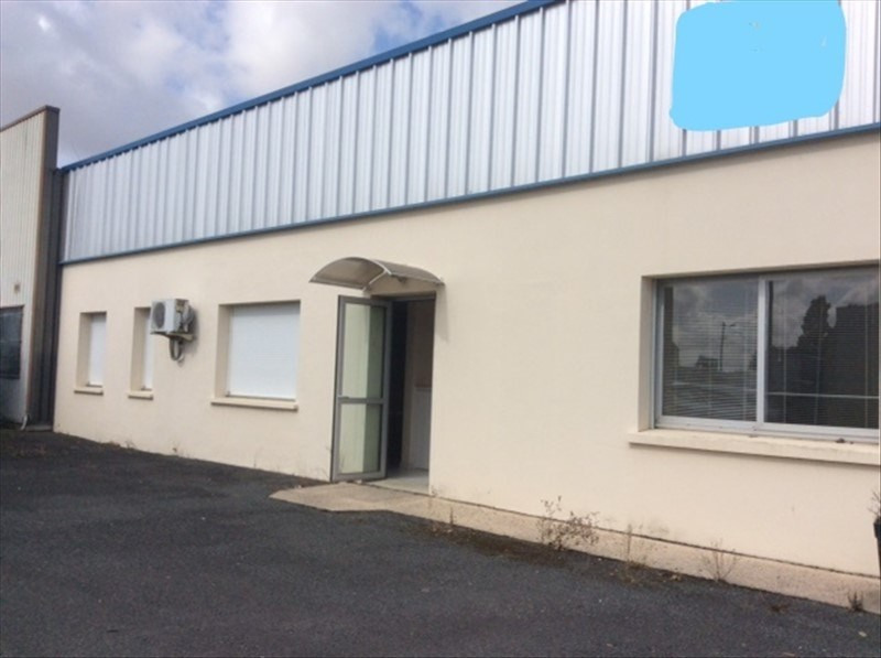 Vente local commercial St macaire en mauges 265 000€ - Photo 1
