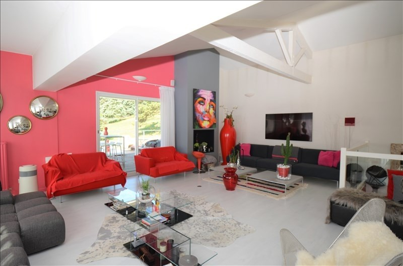 Vente de prestige maison / villa Lentilly 895 000€ - Photo 1