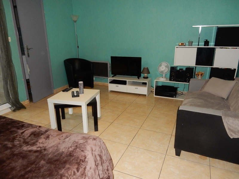 Investment property apartment Grenoble 76 000€ - Picture 1