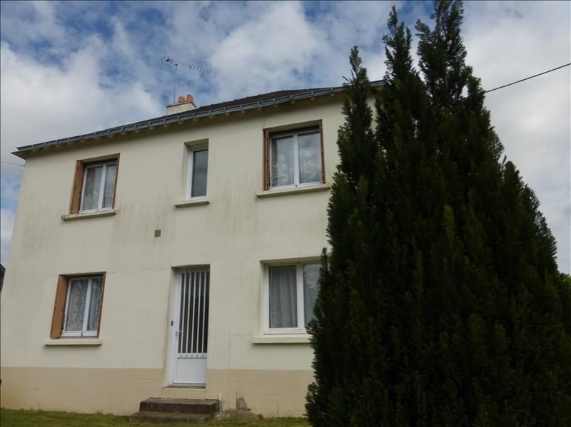 Vente maison / villa Campbon 128400€ - Photo 2