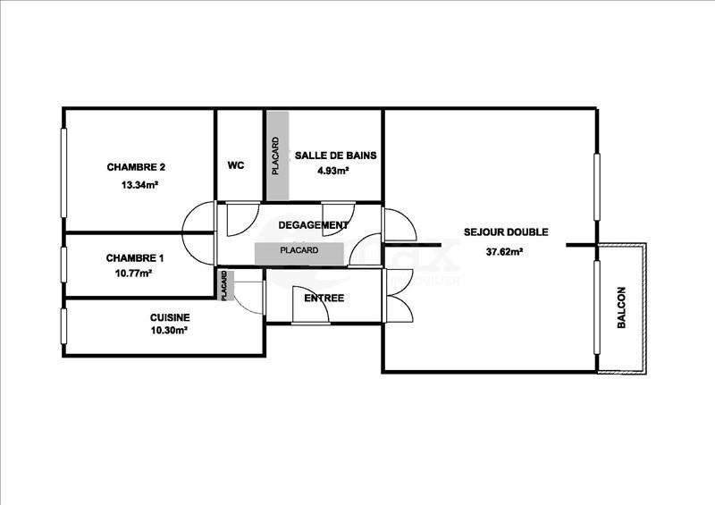 Vente appartement Neuilly sur seine 999000€ - Photo 6