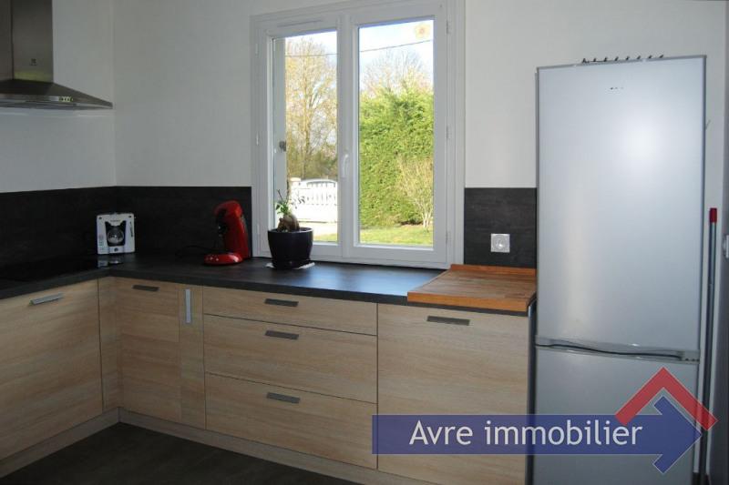 Sale house / villa Verneuil d avre et d iton 132000€ - Picture 5