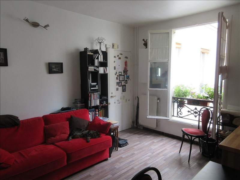 Vente appartement Paris 9ème 455 000€ - Photo 1