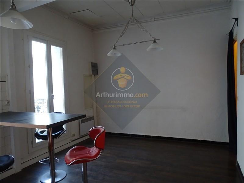 Sale apartment Sete 101000€ - Picture 3