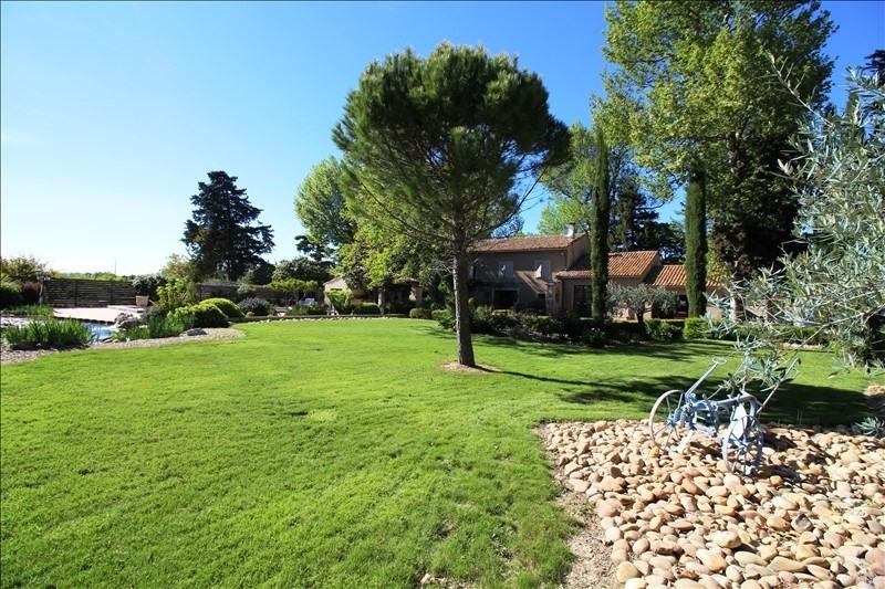 Vente de prestige maison / villa Jonquieres 630000€ - Photo 6