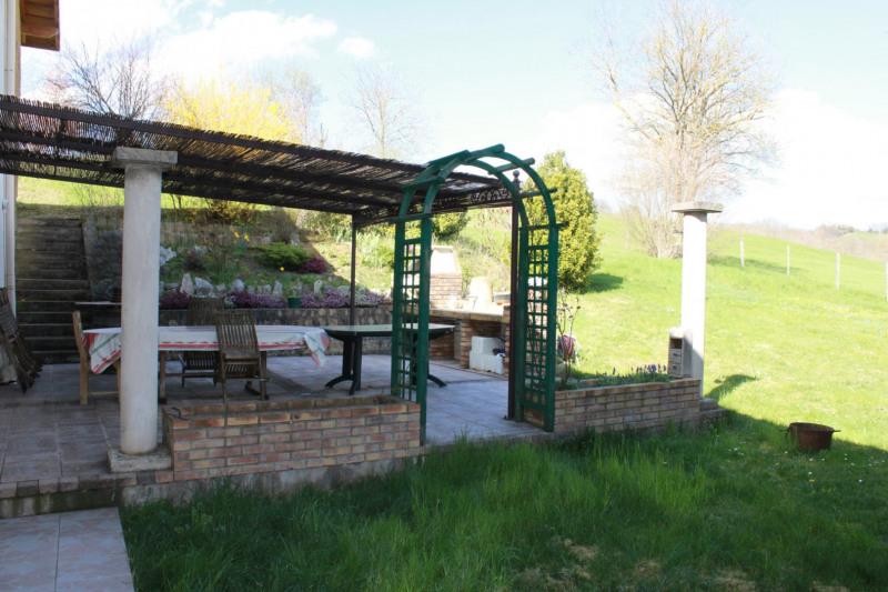 Sale house / villa Montseveroux 364500€ - Picture 2