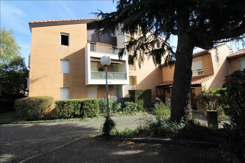 Vente appartement Toulouse 184000€ - Photo 1