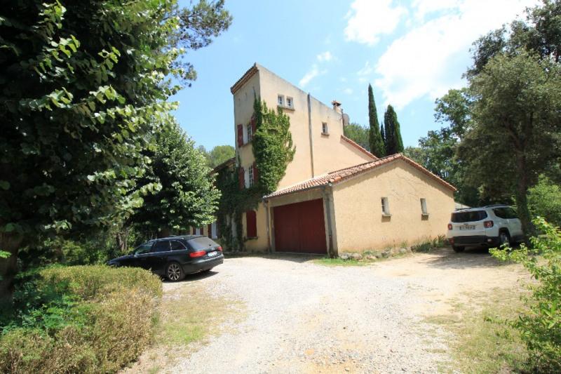 Deluxe sale house / villa Jouques 650000€ - Picture 1
