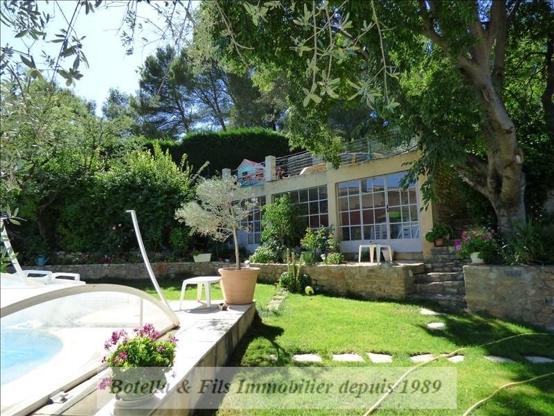 Vente maison / villa Uzes 369000€ - Photo 7