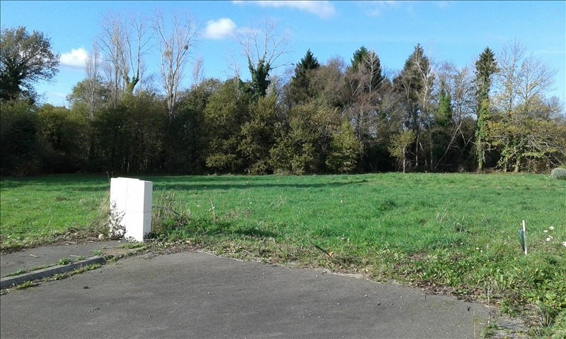 Revenda terreno Benodet 133500€ - Fotografia 2