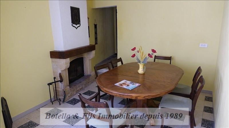 Venta  casa Uzes 160000€ - Fotografía 5