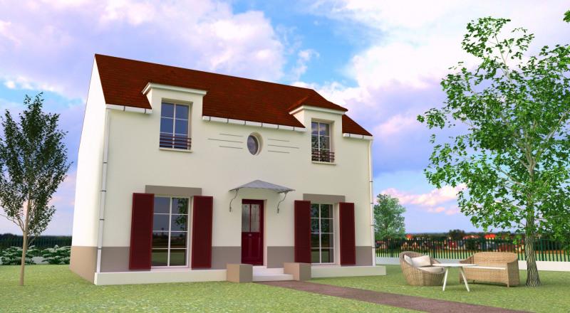 """Modèle de maison  """"Baudoyer 129"""" à partir de 6 pièces Hauts-de-Seine par MAISONS BERVAL – DIRECTION COMMERCIALE"""