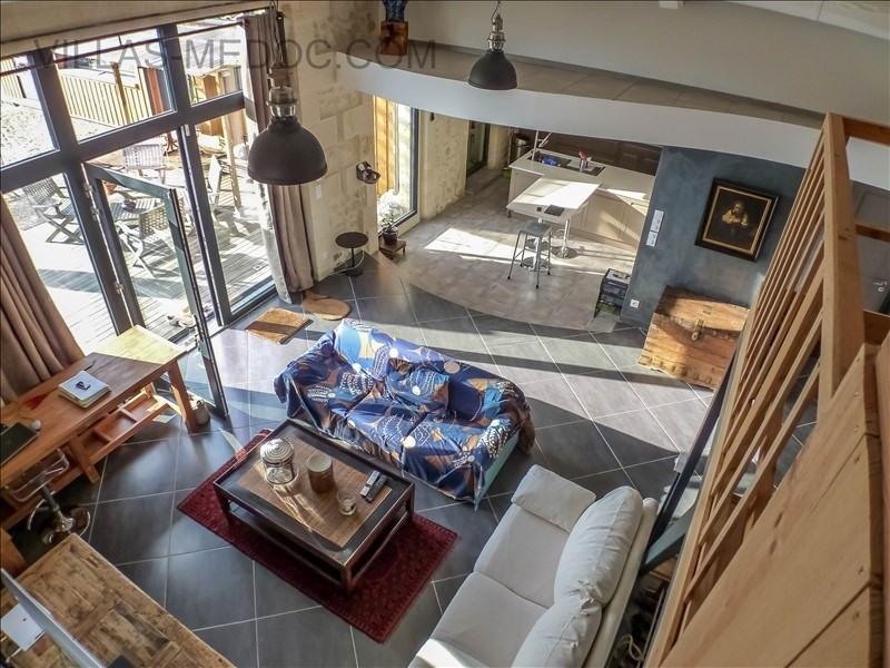 Sale house / villa Jau dignac et loirac 338000€ - Picture 4