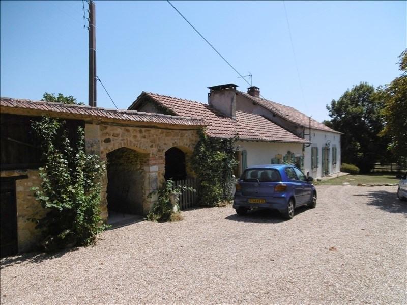 Sale house / villa Eglise neuve d issac 394000€ - Picture 1