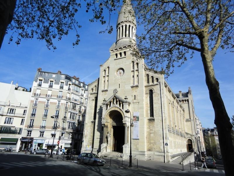Sale apartment Paris 16ème 324000€ - Picture 2