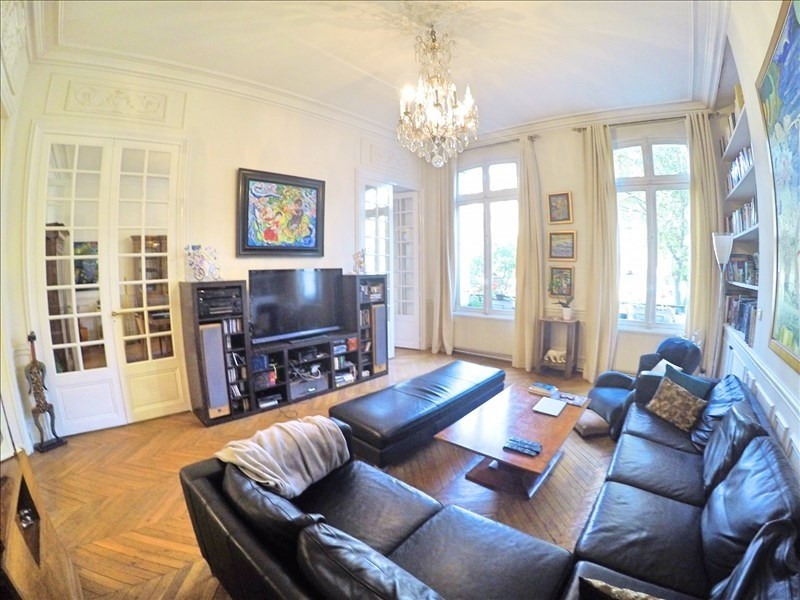 Vente de prestige appartement Paris 11ème 1450000€ - Photo 1