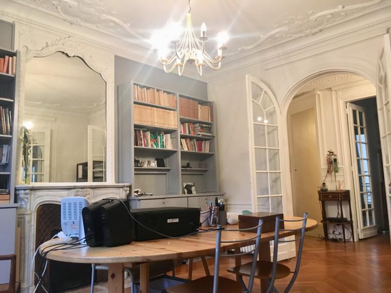 Rental apartment Paris 8ème 3200€ CC - Picture 2