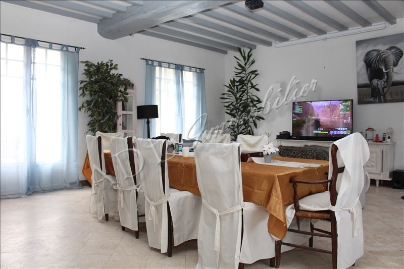 Sale house / villa Lamorlaye 529 000€ - Picture 3