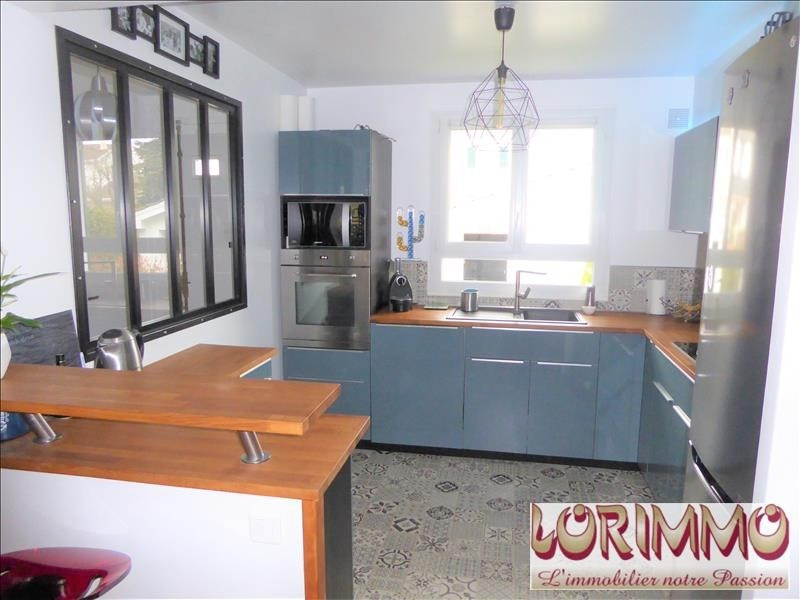 Vente maison / villa Mennecy 273000€ - Photo 3