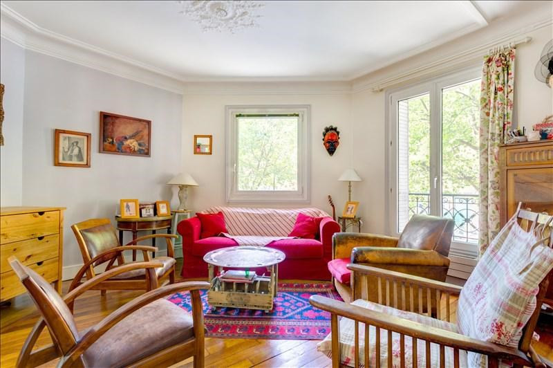 Vente appartement Paris 18ème 570 000€ - Photo 1
