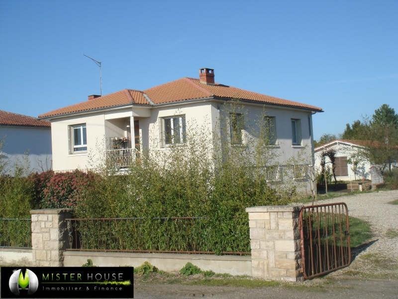 Vendita casa Albefeuille lagarde 232500€ - Fotografia 3
