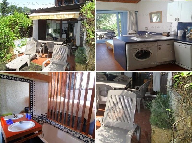 Location vacances maison / villa Lacanau-ocean 316€ - Photo 1