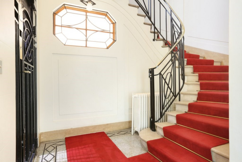 Immobile residenziali di prestigio appartamento Paris 16ème 2200000€ - Fotografia 11