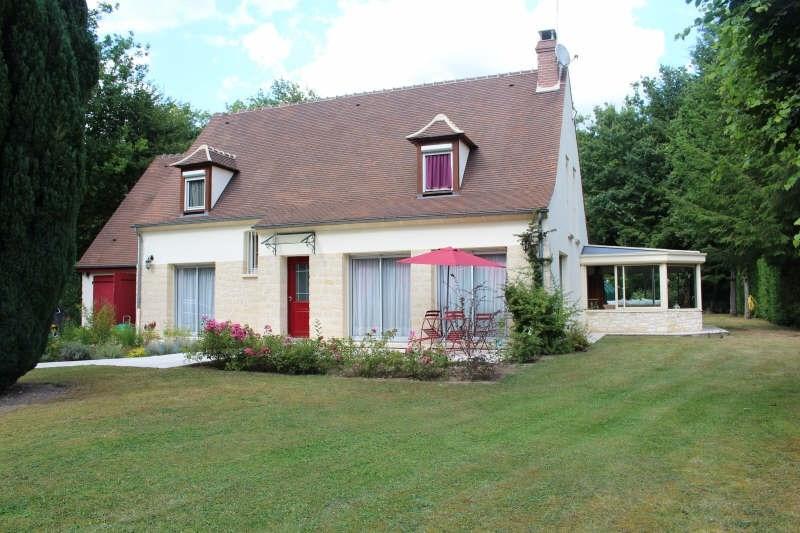 Deluxe sale house / villa Lamorlaye 725000€ - Picture 1
