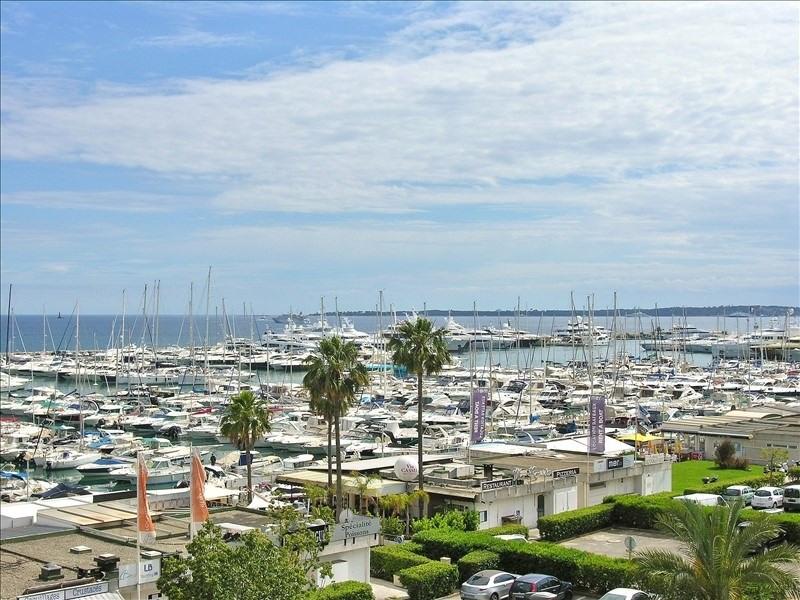 Deluxe sale apartment Le golfe juan 850000€ - Picture 3