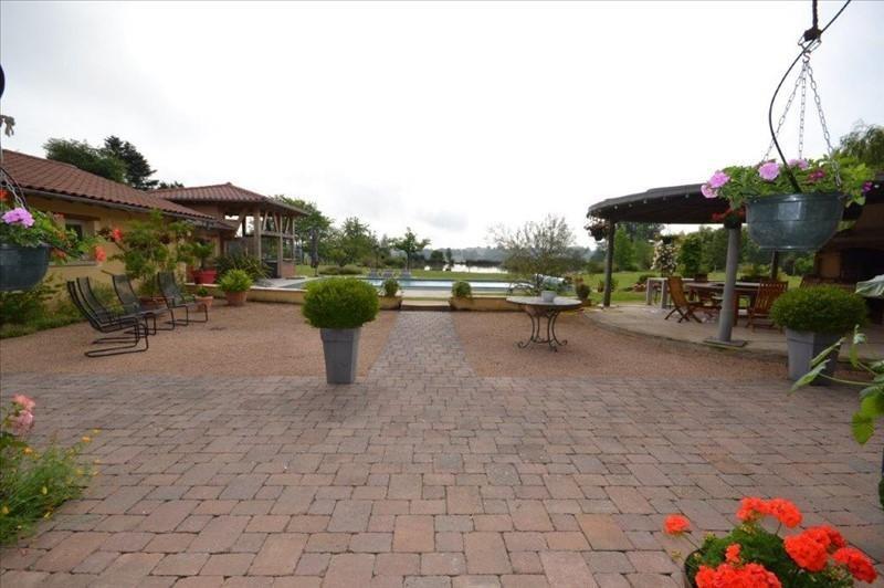 Immobile residenziali di prestigio casa Chatillon sur chalaronne 990000€ - Fotografia 3