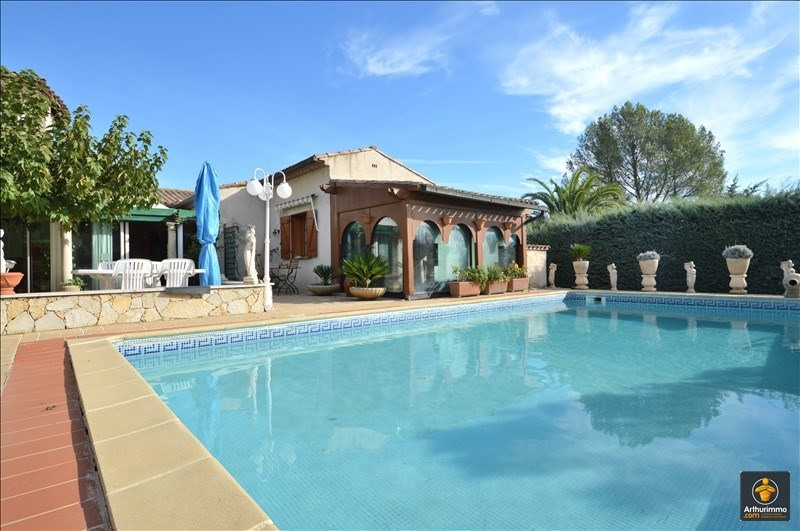 Sale house / villa Roquebrune sur argens 525000€ - Picture 2