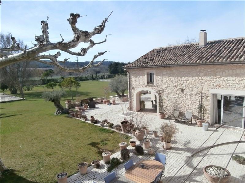 Deluxe sale house / villa La roque d antheron 1310000€ - Picture 3