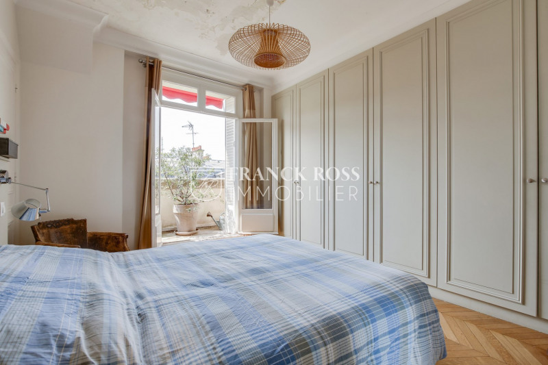 Alquiler  apartamento Paris 17ème 6000€ CC - Fotografía 6