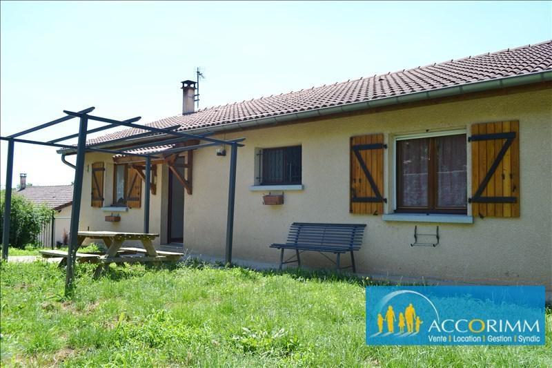 Venta  casa Luzinay 350000€ - Fotografía 4