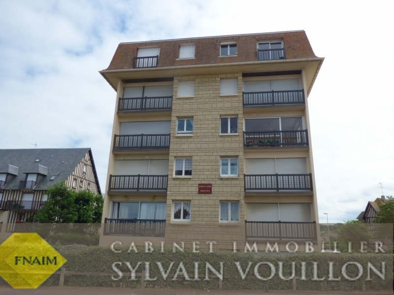 Sale apartment Villers sur mer 99 000€ - Picture 1