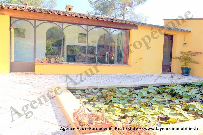 Vente de prestige maison / villa Le canton de fayence 875000€ - Photo 20
