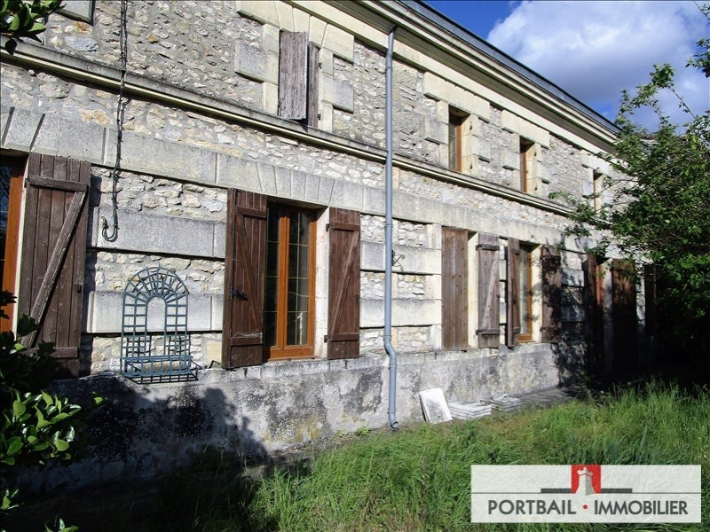 Vente maison / villa Cartelegue 137000€ - Photo 7