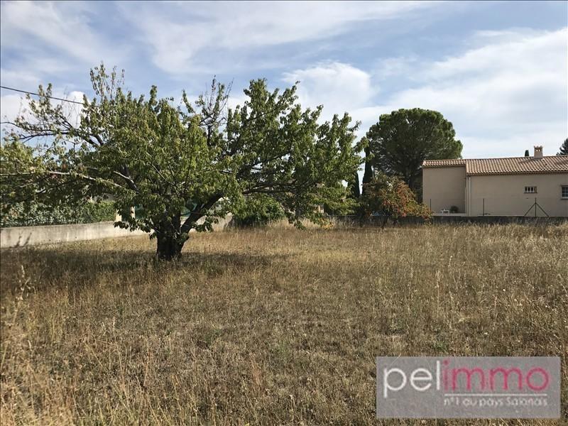 Vente terrain Pelissanne 229000€ - Photo 1