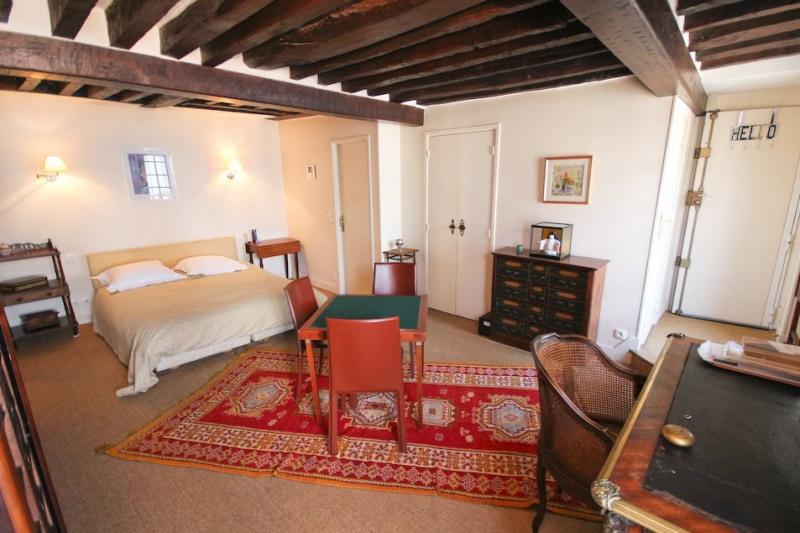 Vente de prestige appartement Paris 4ème 460000€ - Photo 2
