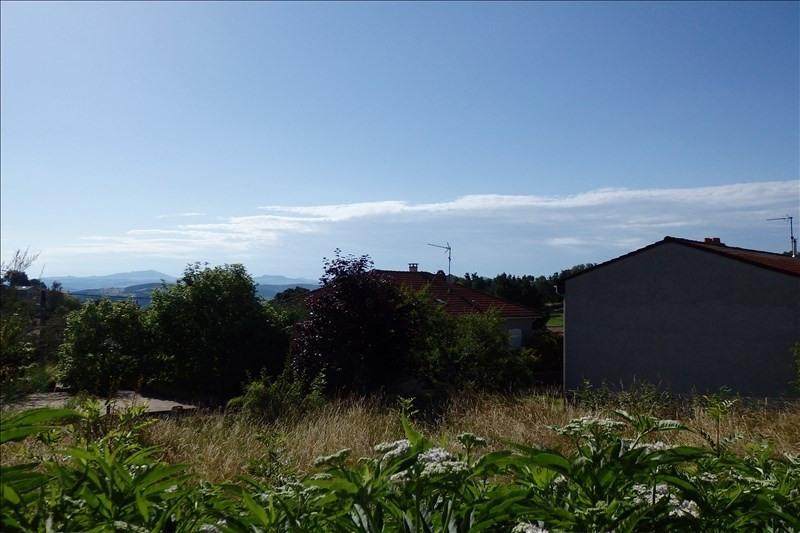 Vente terrain Cussac sur loire 26600€ - Photo 4