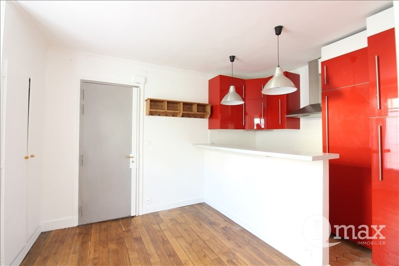 Sale apartment Levallois perret 245 000€ - Picture 1
