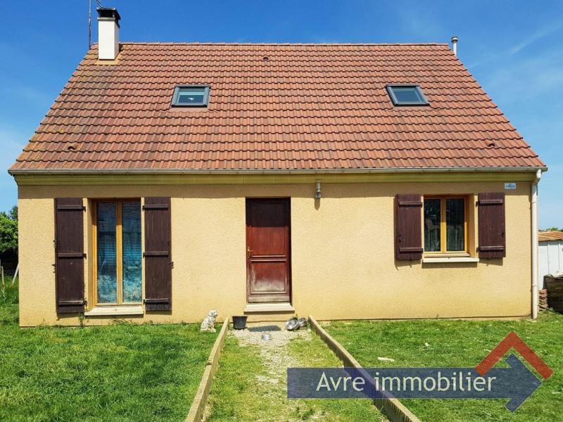 Vente maison / villa Verneuil d avre et d iton 167500€ - Photo 6