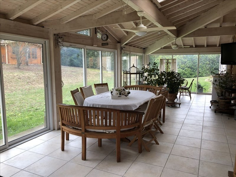 Vente de prestige maison / villa Quint-fonsegrives 593000€ - Photo 6
