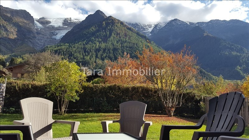 Vente de prestige appartement Les houches 795 000€ - Photo 1