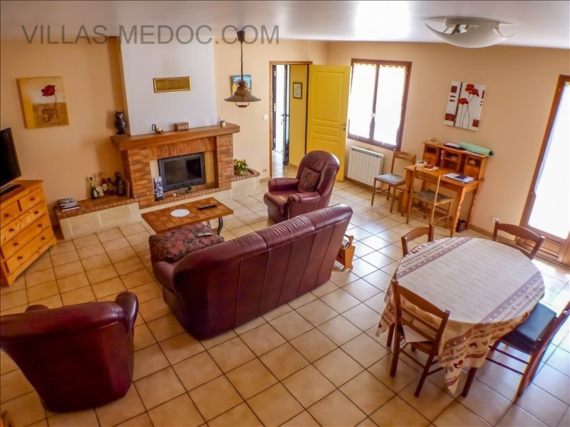 Vente maison / villa Vensac 265 000€ - Photo 4