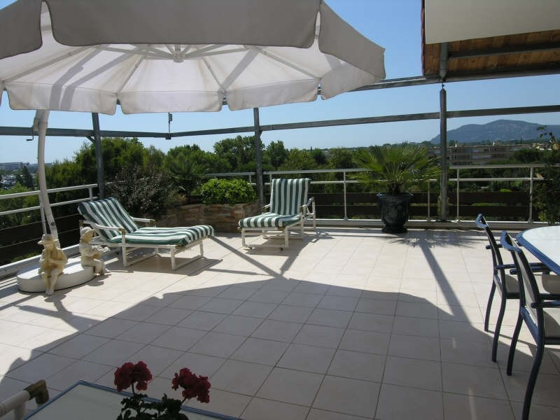 Deluxe sale apartment Mandelieu la napoule 890 000€ - Picture 1